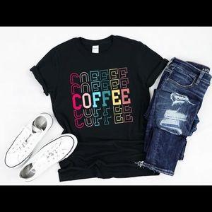 Coffee ☕️ graphic tee